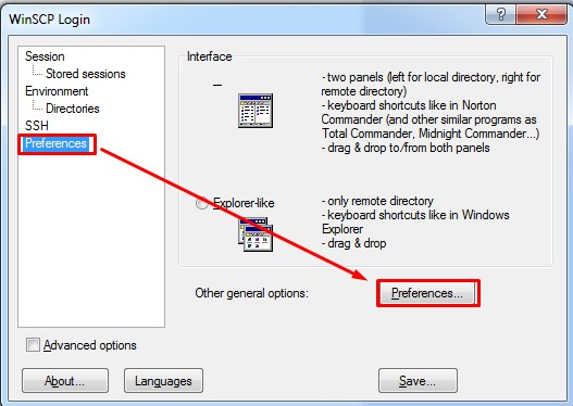 TUTOS EU : Automatiser un transfert avec WinScp sous Windows