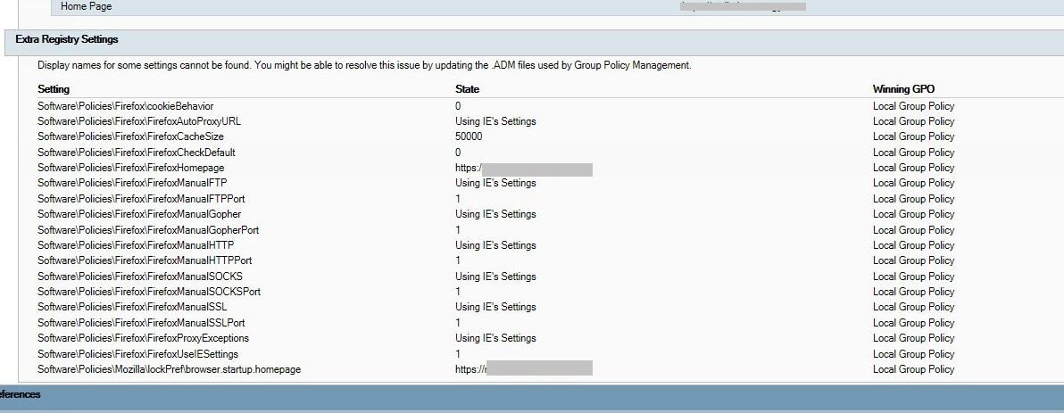 TUTOS EU : Paramétrer automatiquement Firefox (reference 9797)